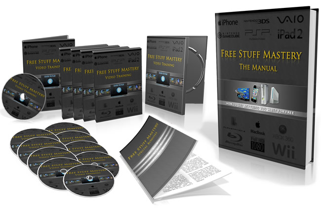 Free Stuff Mastery Complete Package